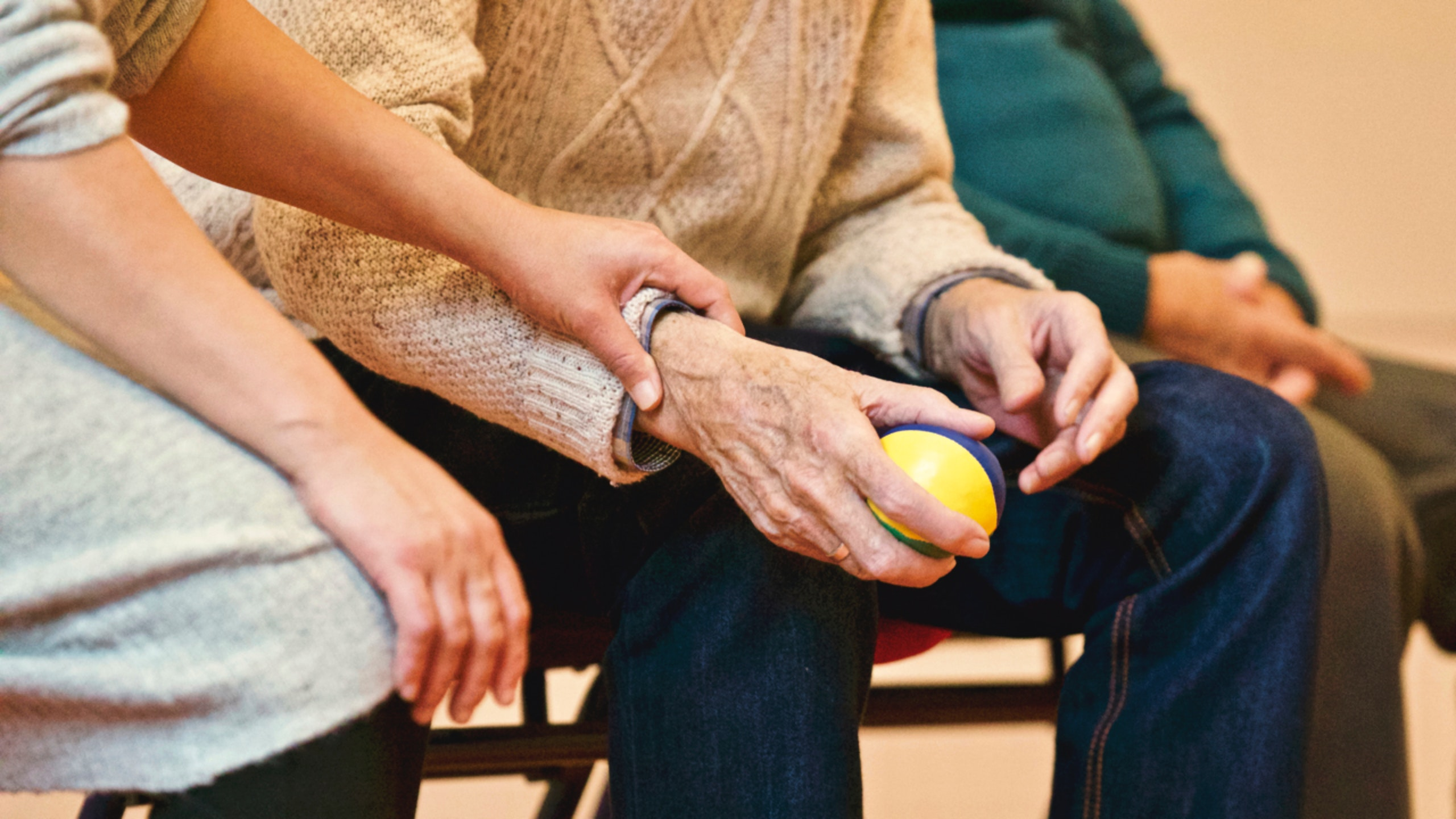 Demenzbetreuung – Zeitinsel